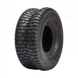 Neumático delantero 15X600X6 para Tractor cortacésped Husqvarna - Murray - Poulan - Yard-Machines - Yard-Man - MTD- Craftsman