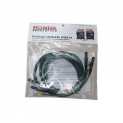 Cable para conexión en paralelo generador Honda EU30is